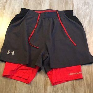 Men's Under Armour Running Shorts